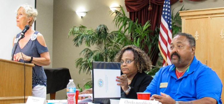 June Lake County Democratic Committee Meeting