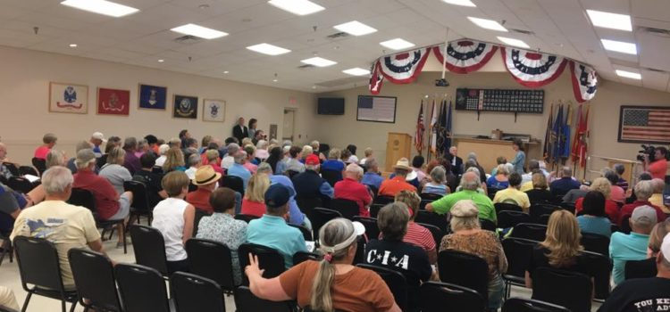 """Have you ever wondered what a """"Listening Session"""" is like with Daniel Webster, the Republican Congressman serving Florida District 11?"""